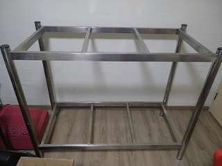 Stainless steel 422 stand