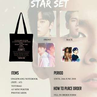 OngHwang birthday project fankit