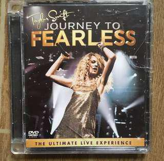 DVD: Taylor Swift - Journey to Fearless