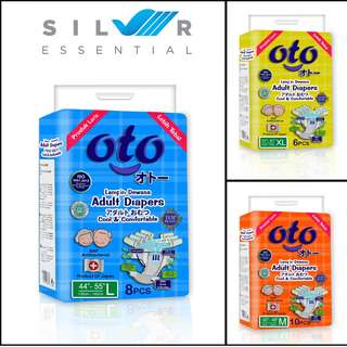 🚚 ADULT DIAPERS - CARTON PURCHASE PROMOTION
