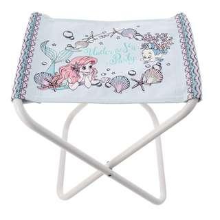 Sung-Buy正版迪士尼小美人魚限定野餐椅