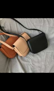 PREORDER Casual Straps Sling Bag