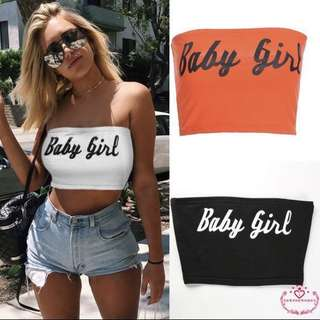 ✨[JUNE SPECIAL] Baby Girl Tube Top