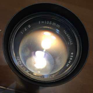 🚚 復古Nikon單眼相機鏡頭