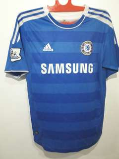Jersey Chelsea Home 2011/2012