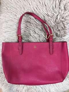 Tory Burch saffiano handbag