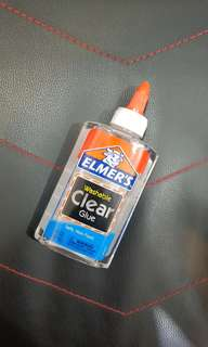 ELMER'S Washable Clear Glue