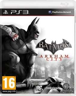 🚚 (New) Batman Arkham City
