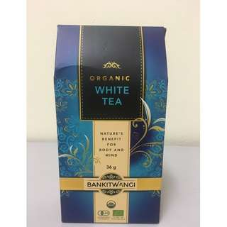 Organic White Tea (BankitWangi)