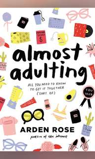 Almost Adulting - Arden Rose