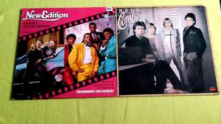 NEW EDITION . once in a lifetime groove ● NOVO COMBO . ( buy 1 get 1 free )  vinyl record