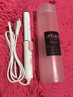 Make Time Curling Iron