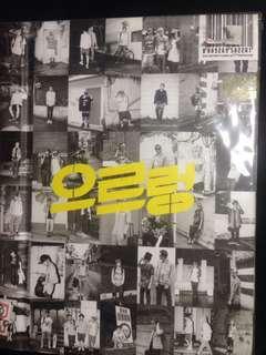 EXO THE FIRST ALBUM XOXO REPACKAGED (Korean)