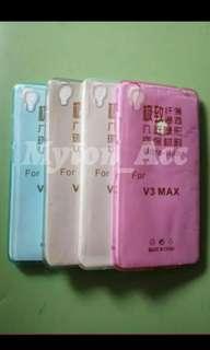 Jelly Case Blue Vivo V3 Max