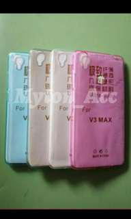 Jelly Case Blue Vivo V3 Max