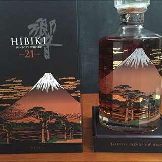 Hibiki 21 Mt Fuji 1st Ed