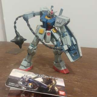 FW Mobile Suits Gundam RX-78-2