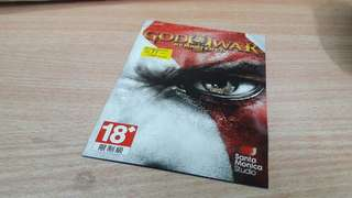 Ps plus 3 month+god of wars 3
