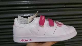 ADIDAS STAN SMITH VELCRO STRAP (GHOST PAIRS)
