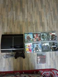 Ps3 Full Set and cd games