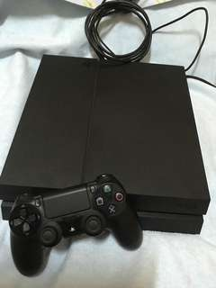 Ps4 1207A 500g 無盒