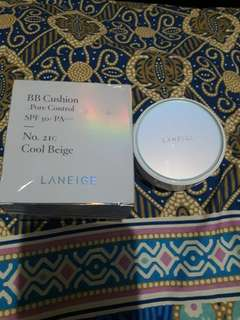 BB Cushion No.21.C Cool Beige