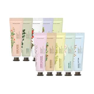 THE FACE SHOP] Daily Perfumed Hand Cream - 30ml