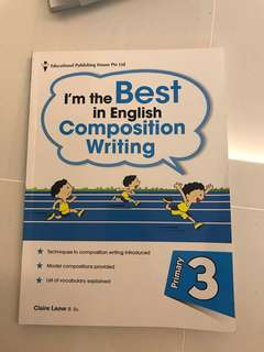 P3 English composition writing
