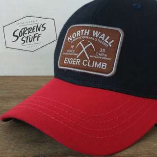 Topi Eiger North Wall Trucker