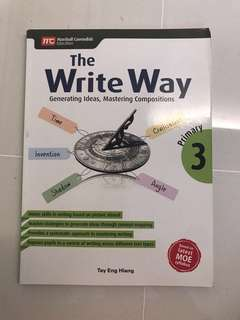 P3 The Write Way English composition