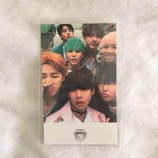 BTS Group Hyyh pt.2 Photocard PC Official