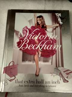 Victoria Beckham Fashion Book