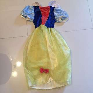 Snow White Inspired Costume