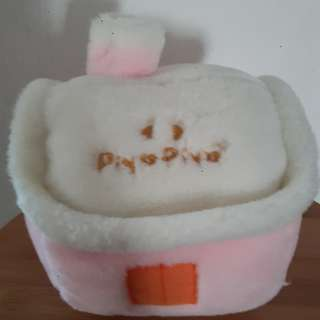 "Piyo Piyo Plush ""House"" Toy"