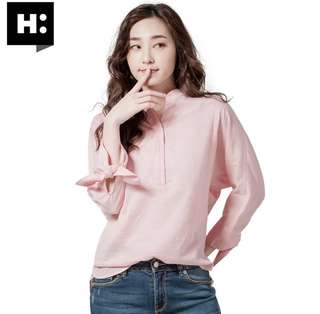 🚚 全新 H connect 上衣-粉色