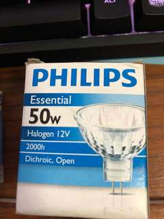 Philips halogen bulb