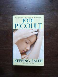 📚Keeping Faith by Jodi Picoult
