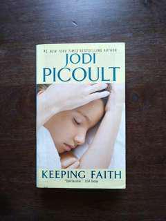 📚Keeping Faith by Jodi Picoult