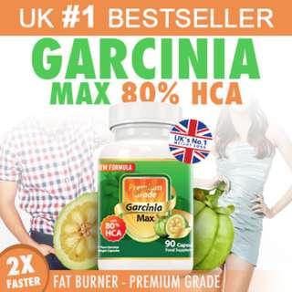 Ready Stock Garcinia Max Cambogia