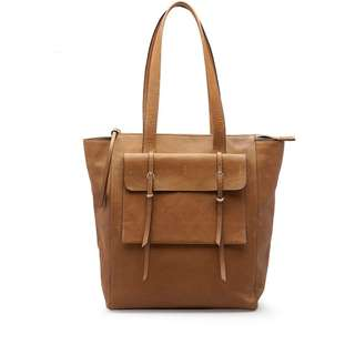 Country Road ROXANNE TOTE caramel shopping bag big leather NEW RRP $349