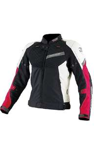Brand NEW - Komine JK-079 Air Stream Mesh Jacket & PK-729 Protect Riding Mesh Pants