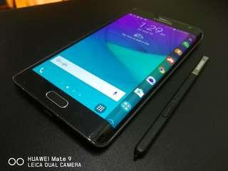 Samsung Galaxy Note Edge 32GB 3GB Ram Black 4G LTE