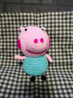 GEORGE Pig 🐷(全人手編織)