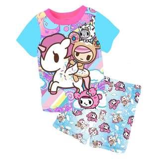 🚚 Tokidoki Pyjamas set