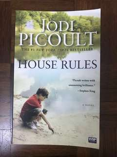 Jodi Picoult (Bundle) - House Rules & Leaving Time
