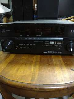 PIONEER AV RECEIVER VSX-1018AH.  7.1 CHANNEL.