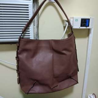 Authentic Girbaud Brown Bag