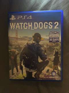 Watch Dogs 2 PS4 Full Version