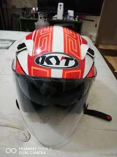 Kyt venom dual visor for sale