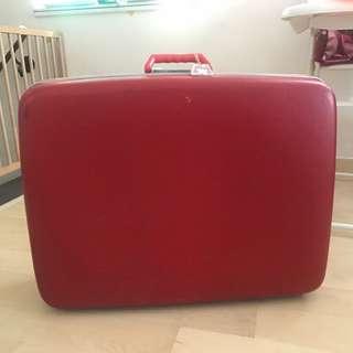 Vintage suitcase 懷舊行李gip